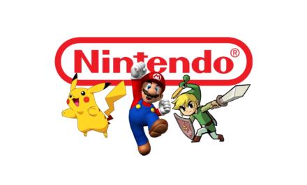 Nintendo cover