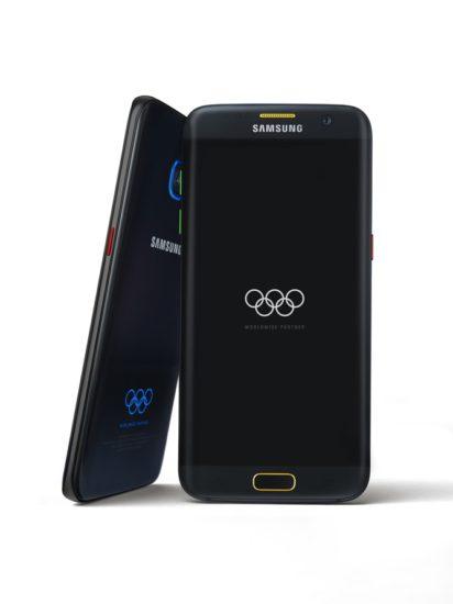 Samsung Galaxy S7 edge Olympiada 1