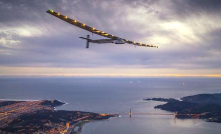 Solar Impulse 2 cover