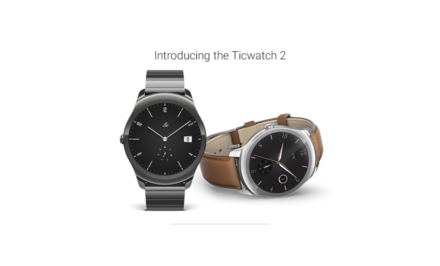 Ticwatch 2 Cover