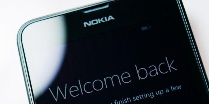 Nokia návrat
