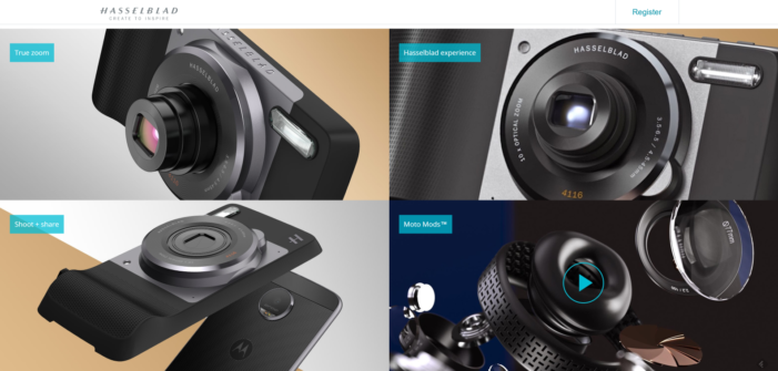 Hasselblad True Zoom   Moto Mods™ Motorola