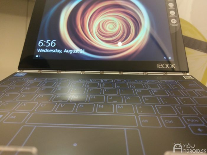 Lenovo Yoga Book 15