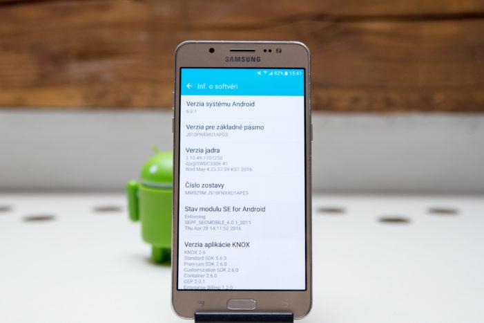 Samsung Galaxy J5 2016 Foto-10