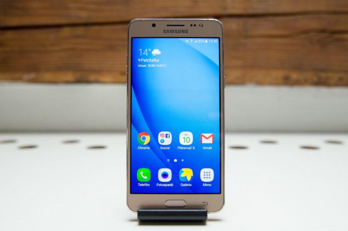 Samsung Galaxy J5 2016 Foto
