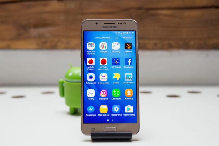 Samsung Galaxy J5 2016 Foto-9
