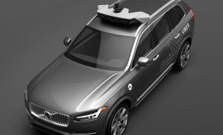 Uber autonomne auta