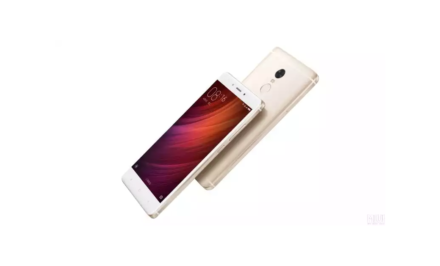 Xiaomi Redmi Note 4 cover