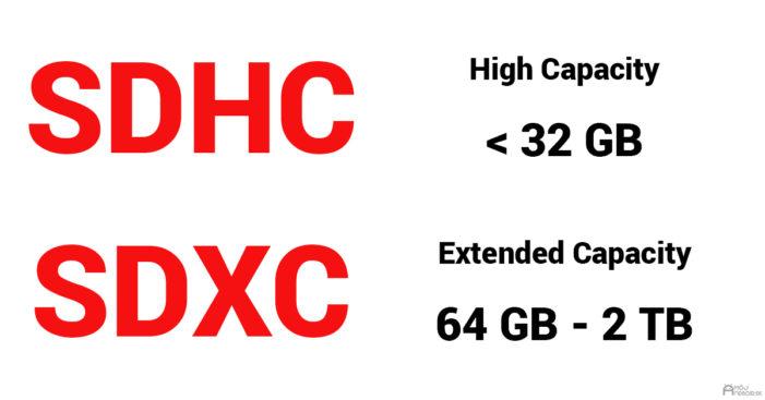 sdhc-sdxc-porovnanie