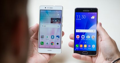 11a40ae96 Android Duel: Huawei P9 Lite vs. Samsung Galaxy A5 (2016)