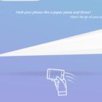 Google Paper Plane je milý kreatívny Android experiment APLIKÁCIE