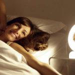 Philips Wake-Up Light - inteligentná domácnosť