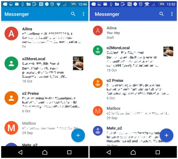 Google Messenger 2.0