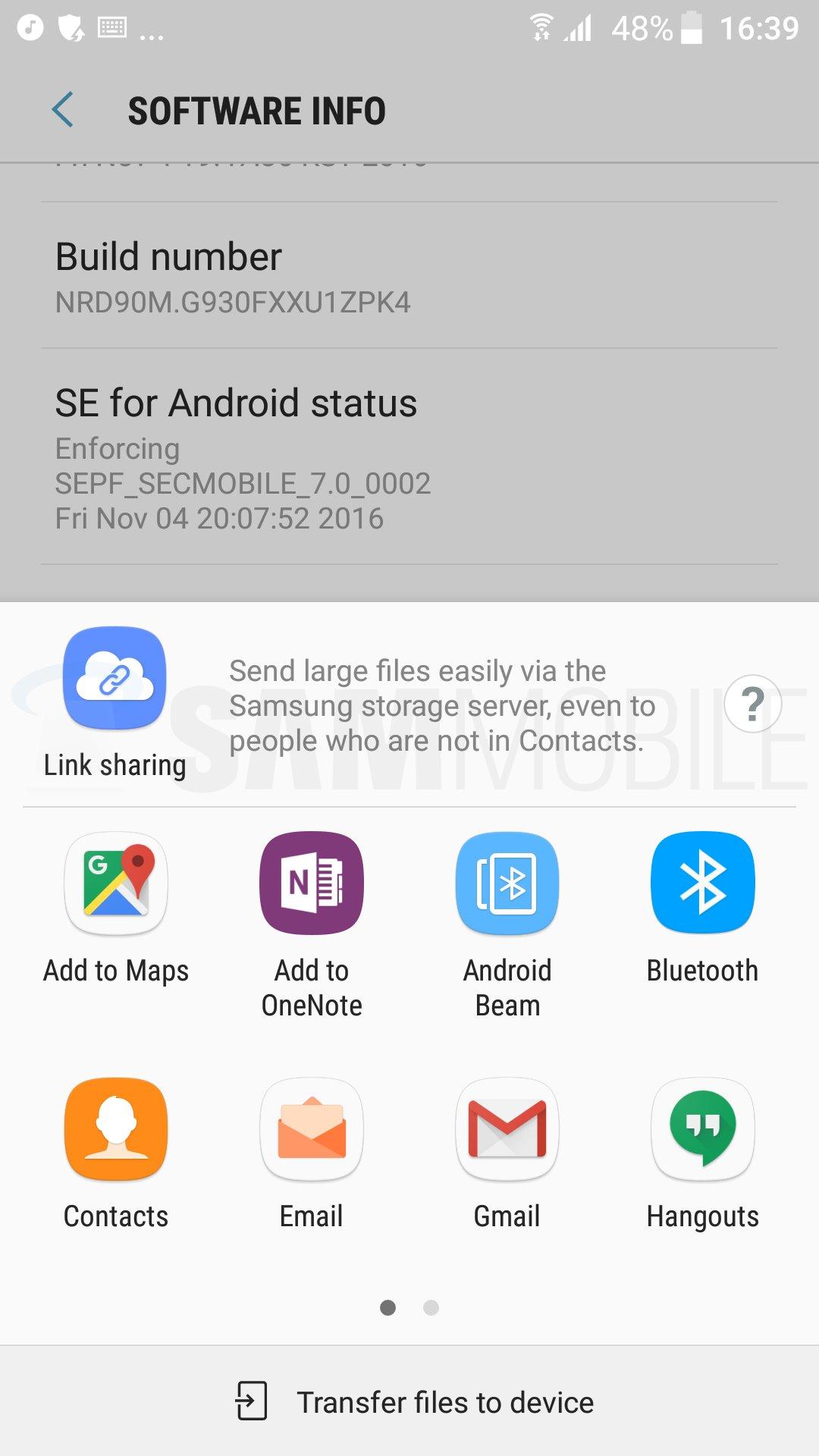 Samsung oficiálne spúšťa Galaxy Beta program s Androidom Nougat