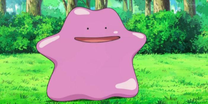 Ditto Pokémon Go