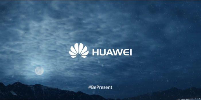 huawei-bepresent