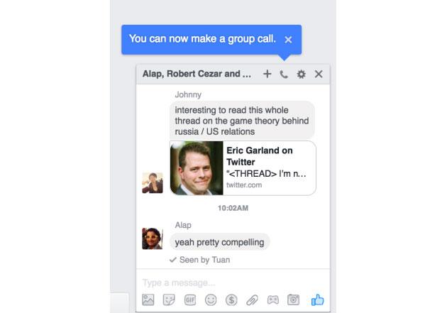 facebook-group-voice-calling