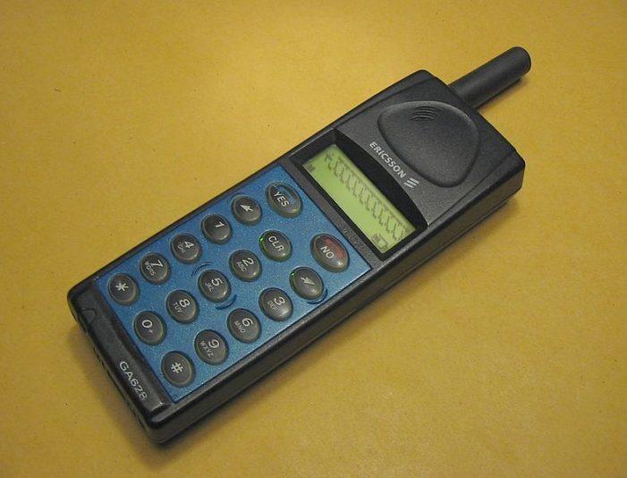 Ericsson GA 628
