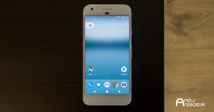 Google Pixel testujeme cover