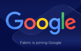 Google Twitter Fabric cover