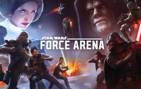Star Wars Force Arena cover