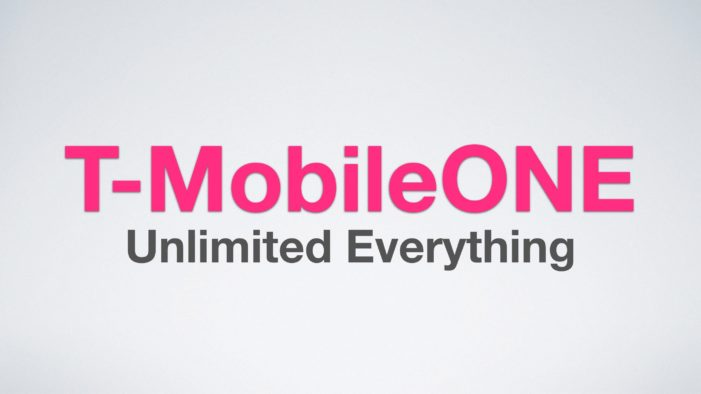 T-Mobile One