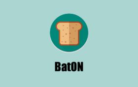 BatON cover