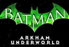 Batman Arkham Underworld cover