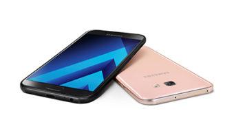Galaxy_A5 Black+Pink