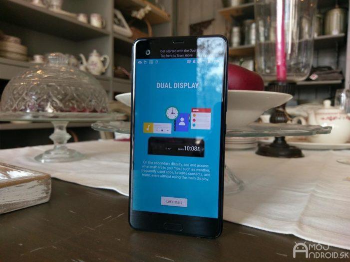 HTC U Ultra 8