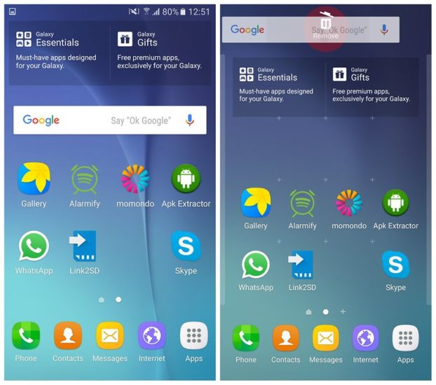 Samsung Google list 1