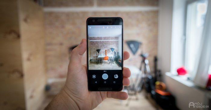 Najbližšia aktualizácia aplikácie Google Camera by mohla priniesť rozšírenú realtiu na meranie