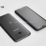Samsung Galaxy S8 render - 12