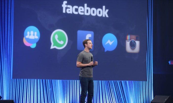 Nemecko proti Facebooku