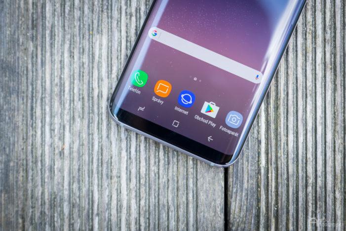 Samsung Galaxy S8+ 17