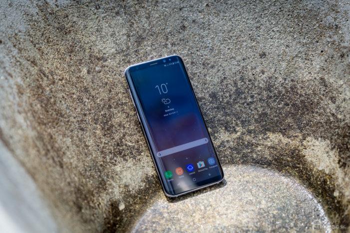 Samsung Galaxy S8+ 18