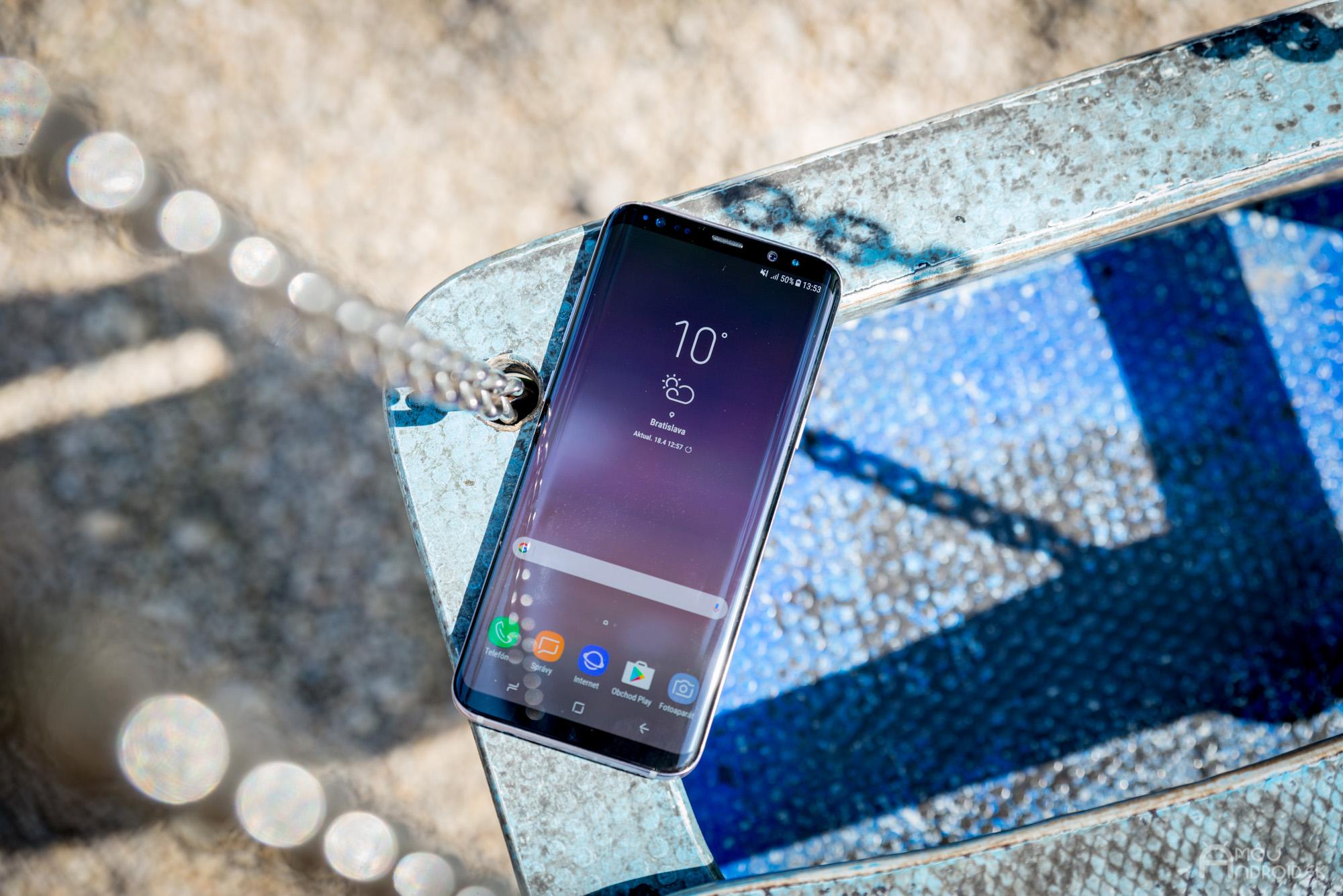 Samsung Galaxy S8+ 21