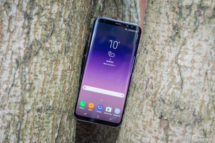 Samsung Galaxy S8+ 5