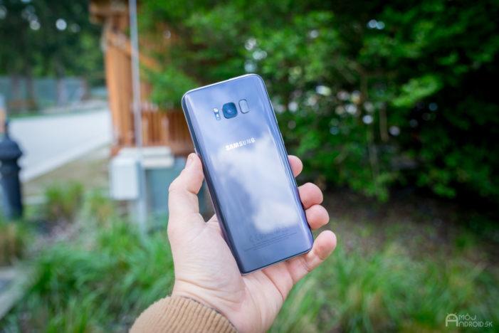 Samsung Galaxy S8+ 7