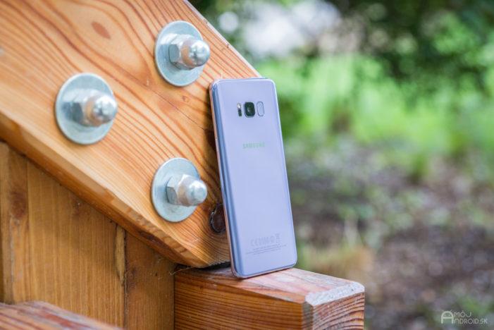 Samsung Galaxy S8+ 8