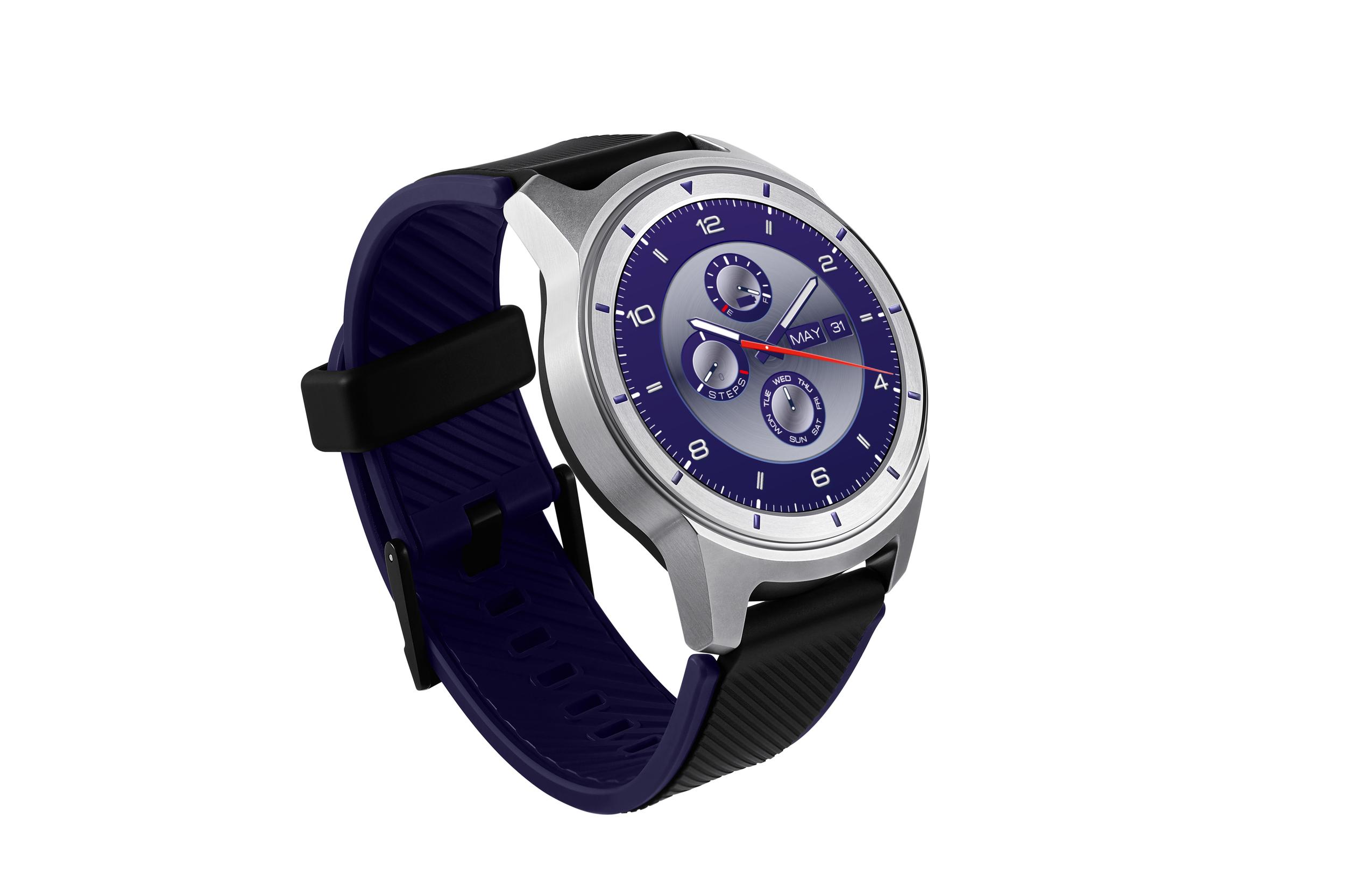Čínske ZTE predstavilo svoje prvé Android Wear hodinky 05fc5f30ae