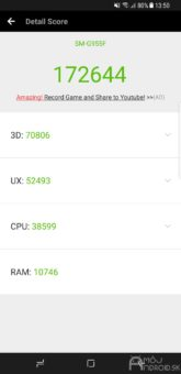 Samsung Galaxy S8+ screenshot 73