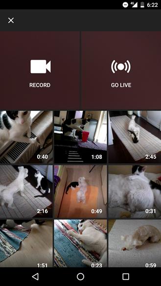 63b9bfb1b YouTube prináša do aplikácie živé vysielanie pre všetkých používateľov
