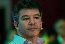 Uber CEO Travis Kalanick cover