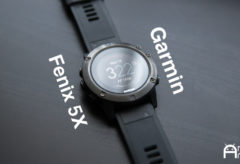 Garmin Fenix 5X cover