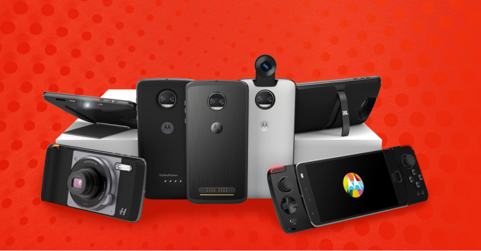 Moduly Moto Mods