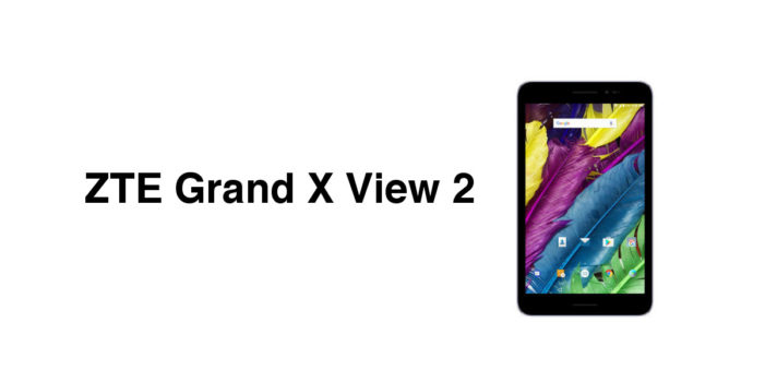 zte grand x view tablet have adjusted the