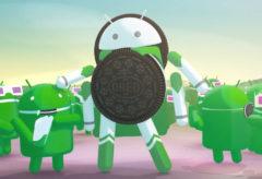 Android Oreo titulka