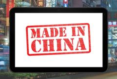 dovoz z číny