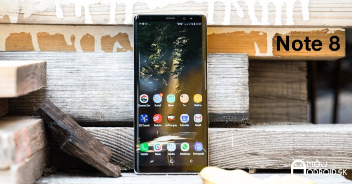 samsung galaxy note 8 displej